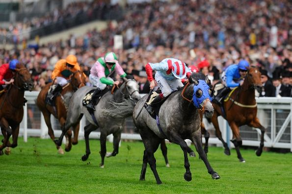 Jamie Spencer riding York Glory wins the Wokingham Stakesduring day five of Royal Ascot at Ascot Racecourse on June 22, 2013 in Ascot, England. (Photo by Alan Crowhurst/Getty Images for Ascot Racecourse)